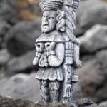 Maya Statue — Stock Photo #32371905