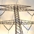 Power Electric Tower — Stock Photo