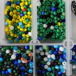 Materials to Produce Handmade Jewelry — Stockfoto