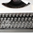 Travel Vintage Typewriter — Photo