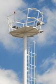 Toren trap — Stockfoto