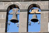 Kilise çanı — Stok fotoğraf
