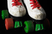 Consumed Roller Skate — Stock Photo