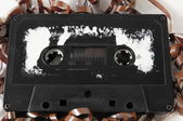 Vintage Musicassette — Stock Photo