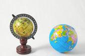 Many Globes — Stock Photo