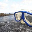 Vintage Diving Mask l  — Stock Photo