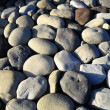 Stock Photo: Round Rocks Smoothed by Water