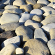 Round Rocks Smoothed by the Water — 图库照片
