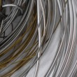 Lot of Different Metal Wire — Stock Photo #35762819