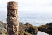 Estátua de maya — Foto Stock