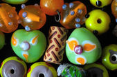 Murano Glass Stones — Stockfoto