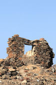 Ancient Rock House — Stock Photo