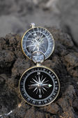 Analogic Compass — Stock Photo
