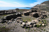 Archeology Site in Canary Islands — Stock Photo