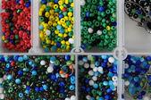 Materiály na výrobu ručně vyráběné šperky — Stock fotografie