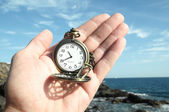 Conceito de tempo — Foto Stock