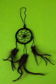 Typical Indian Dreamcatcher — Stock Photo