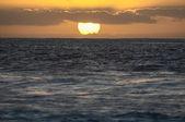 Naranja sol duro — Foto de Stock