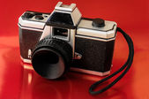 Classic 35mm Plastic Toy Photo Camera — Stockfoto