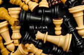 Chess texture — Foto Stock