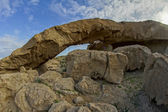 Natural Arch in the Desert — Foto de Stock