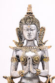 Oriental Statue — 图库照片