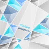 Background geometric — Stock Vector