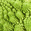 Cabbage romanesco broccoli macro - Stock Photo