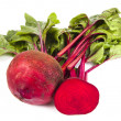 Beet , Beetroot , Table Beet isolated on white — ストック写真