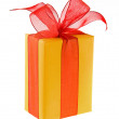 Present box — Stock Photo #13836283