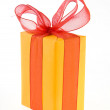 Present box — Stock Photo #13836285