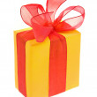 Present box — Stock Photo #13836291