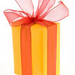 Present box — Stock Photo #13836293