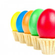 Color easter egg — Stock Photo #13837353