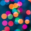 Blur lights, defocused background — Stok fotoğraf