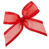 A red bow — Stock Photo