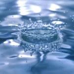 水の背景 — ストック写真