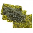 Dried seaweed kelp isolated — ストック写真