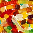 Colorful jelly candies - Foto Stock