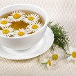 Chamomile tea — Stock Photo #14159182