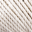 Royalty-Free Stock Photo: Hank of rope string macro detailed diagonal texture background