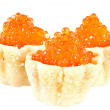 Red caviar — Stock Photo #14381653