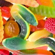 Mix colorful candy — Stock Photo