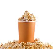 Pop corn — Stock Photo