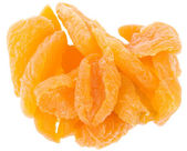 Dried peach — Stock Photo