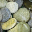 Stock Photo: Wet stones