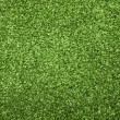 Artificial grass meadow lawn plastic background texture — Stock Photo #14474565