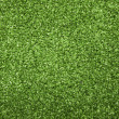 Artificial grass meadow lawn plastic background texture — ストック写真