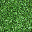 Artificial grass meadow lawn plastic background texture — Stok fotoğraf