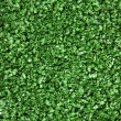 Artificial grass meadow lawn plastic background texture — Stock Photo #14474765
